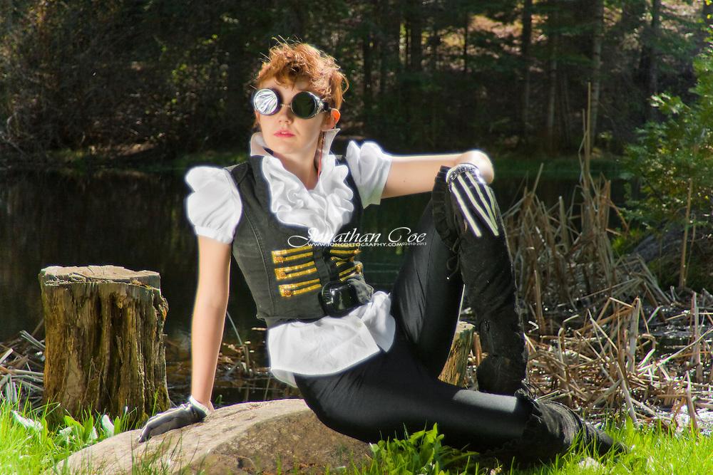 Model: Jessie James Hollywood<br /> Location: Ockenden, Shaver, CA