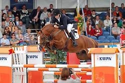 Van Tilburg Dennis - Arezzo VDL<br /> KWPN Paardendagen Ermelo 2010<br /> © Dirk Caremans