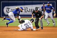 Tampa Bay Rays vs Texas Rangers 22 July 2017