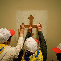 Veglia di preghiera per i Papi Santi