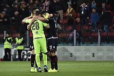 Cagliari vs Fiorentina - 15 March 2019