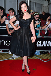Image ©Licensed to i-Images Picture Agency. 03/06/2014. London, United Kingdom. Daisy Lowe attends the Glamour Women Of The Year Awards. Picture by Nils Jorgensen / i-Images
