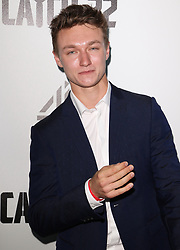 May 15, 2019 - London, United Kingdom - Harrison Osterfield attends the Catch 22 - TV Series premiere at the Vue Westfield, Westfield Shopping Centre, Shepherds Bush (Credit Image: © Keith Mayhew/SOPA Images via ZUMA Wire)