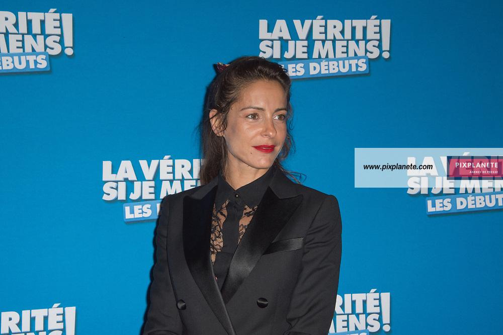 Audrey Dana Avant première du film La vérité si je mens les débuts Mardi 15 Octobre 2019 Le Grand Rex Paris