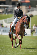 WILLOWS TIPSTER ridden by Ben Way at Bramham International Horse Trials 2016 at Bramham Park, Bramham, United Kingdom on 9 June 2016. Photo by Mark P Doherty.