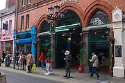 George's Street Arcade, Castle Market Arcade, Drury Street, Dublin 2, Ireland