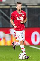ALKMAAR - 11-12-2016, AZ -  Feyenoord, AFAS Stadion, 0-4, AZ speler Stijn Wuytens