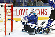 The Victoria Royals lose 5-4 in Overtime to the Tri-City Americans at the Save-on-Foods Memorial Centre in Victoria, B.C. Canada on October 11, 2017. KevinLight/VictoriaRoyals