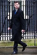 UNITED KINGDOM, London: 1 March 2016. Attorney General Jeremy Wright arrives in Downing Street to attend Cabinet meeting in central London.  Pic by Andrew Cowie / Story Picture Agency