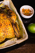 Functional Food:  Turmeric & Lime Chicken