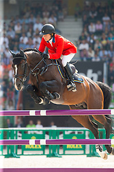 Beezie Madden, (USA), Casall Ask - Show Jumping Final Four - Alltech FEI World Equestrian Games™ 2014 - Normandy, France.<br /> © Hippo Foto Team - Leanjo de Koster<br /> 07-09-14