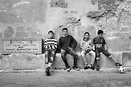 Football is not only football... Nusaybin, Mardin, Turkey, 18 November 2011