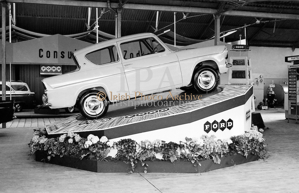 Henry Ford's stand at RDS<br /> 02.05.1961