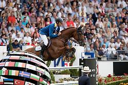 Ahlmann Christian, (GER), Epleaser van T Heike<br /> Rolex Grand Prix<br /> CHIO Aachen 2016<br /> © Hippo Foto - Dirk Caremans<br /> 17/07/16