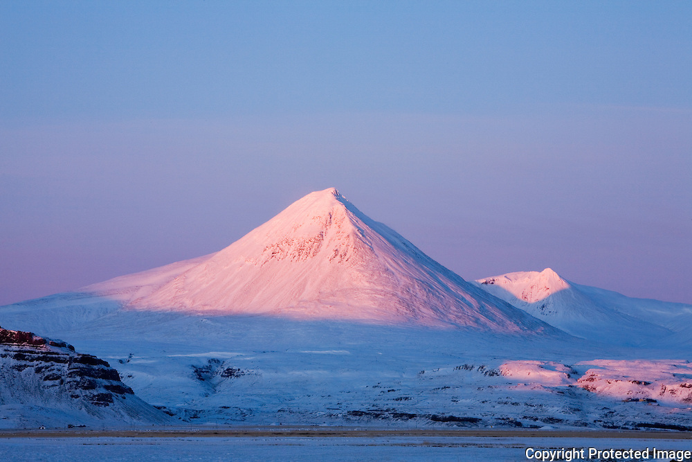 Mt. Baula in Borgarfjordur