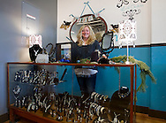 Jennifer Thompson at Lush Couture, 329 10th Ave. SE Suite 123 in Cedar Rapids on Friday, December 14, 2012.