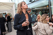 TRACEY EMIN, Opening of Love is what you want. Exhibition of work by Tracey Emin. Hayward Gallery. Southbank Centre. London. 16 May 2011. <br /> <br />  , -DO NOT ARCHIVE-© Copyright Photograph by Dafydd Jones. 248 Clapham Rd. London SW9 0PZ. Tel 0207 820 0771. www.dafjones.com.