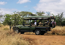 October 5, 2018 - Africa - AFRICA - SEPTEMBER 5, 2018.Some background on the David Sheldrick Wildlife Trust (elephant orphanage): Founded by the late Dame Dr. Daphne Sheldrick in memory of her late husband, the naturalist David Leslie William Sheldrick. It is dedicated to the protection and conservation of wildlife in Kenya. The OrphanÃ•s Project, the elephant orphanage she will visit today, is the subject of worldwide acclaim (and several documentaries) for its efforts to rehabilitate and rescue rhinos and elephants. The project aims to offset the harmful effects of poaching for ivory and horn, and the loss of habitat due to human population pressures and conflict, deforestation and drought. . .The Sheldrick has hand-raised over 230 orphaned elephants, and employs more than 60 Kenyans from across the country as elephant keepers..People:  US First Lady Melania Trump. (Credit Image: © SMG via ZUMA Wire)