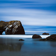 Arch Rock - Long Exposure - Bruhel Point - Westport, CA