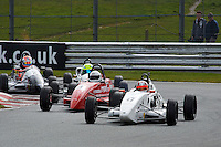 #17 Tom McARTHUR Van Diemen LA10 during Avon Tyres Formula Ford 1600 National & Northern Championship - Post 89 - Race 3  as part of the BRSCC Oulton Park Season Opener at Oulton Park, Little Budworth, Cheshire, United Kingdom. April 09 2016. World Copyright Peter Taylor/PSP. Copy of publication required for printed pictures.  Every used picture is fee-liable.