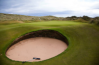 BALMEDIE - Aberdeenshire - Schotland. Trump International Golf Links. Hole 2. COPYRIGHT KOEN SUYK