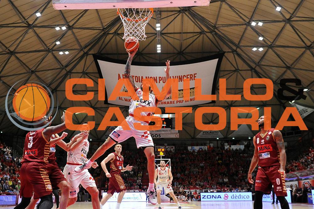 Petteway Terran<br /> The Flexx Pistoia Basket - Umana Reyer Venezia<br /> Lega Basket Serie A 2016/17<br /> Pistoia, 17/05/2017<br /> Foto Ciamillo-Castoria