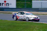 #44 Klaus Niedzwiedz (DUE), AUGROS MIG Austria, Audi A4 Quattro during the STW race at Nürburgring, Nürburg, Rhineland-Palatinate, Germany. April 25 1997. World Copyright Peter Taylor. Copy of publication required for printed pictures.  Every used picture is fee-liable. http://archive.petertaylor-photographic.co.uk