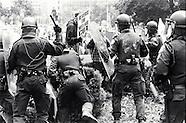 CANADA, Toronto: Queen's Park Police Riot