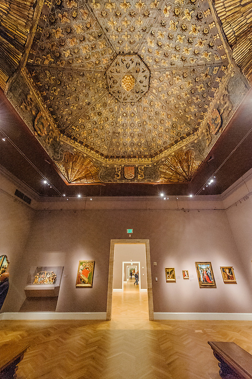 California Palace of the Legion of Honor, fine arts museum, San Francisco, California, Lincoln Park