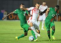 Mohamed Ali Moncer (TUN) vs Kondwani Mtonga et Evans Kangwa (ZAM)