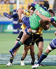 Wellington-Rugby, Super 15, Highlanders v Hurricanes