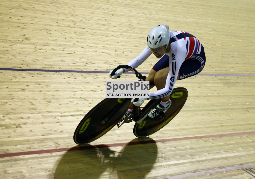 Dannielle Khan tokk gold in the womens 500m time trial (c) Craig Jardine | sportpix.org.uk