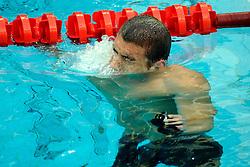 15-08-2008 ZWEMMEN: OS 2008 ZWEMMEN: BEIJING<br /> Mark Phelps USA<br /> ©2008-WWW.FOTOHOOGENDOORN.NL