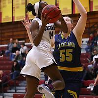Women's Basketball: Concordia University Chicago Cougars vs. Lakeland College Muskies