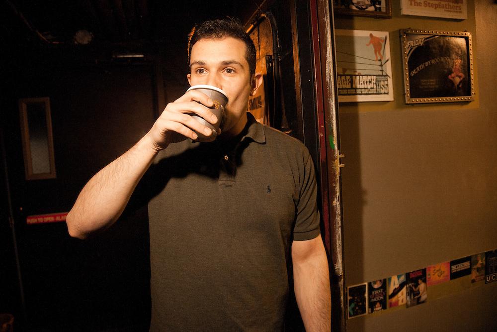 Whiplash - Leo Allen, Ryan Hamilton, Mike Recine, Gary Gulman, Phil Hanley, Louis Katz - March 25, 2013 - UCB Theater, New York