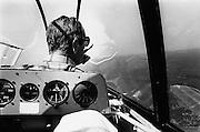 Nederland, Nijmegen, 1-7-1998Zweefvliegen boven het rijk van nijmegen.recreatie, ouderen, pensioenFoto: Flip Franssen/Hollandse Hoogte
