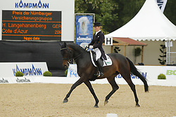 LANGEHANENBERG Helen, Cote d`Azur 5<br /> Lingen Dressurfestival - 2011<br /> Prix St George<br /> © www.sportfotos-lafrentz.de/Stefan Lafrentz
