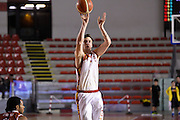Tommaso Baldasso<br /> Unicusano Roma - Lighthouse Trapani<br /> Campionato Basket LNP 2016/2017<br /> Roma 08/12/2016<br /> Foto Ciamillo-Castoria