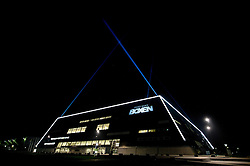 DK: Herning Danmark 20111002: Jyske Bank Boxen, Multiarenaen i Messecenter Herning/MCH.Foto: Lars Møller.UK:.Herning Denmark 20111002: Jyske Bank Boxen, Multi arena in Messecenter Herning/MCH.Photo: Lars Moeller