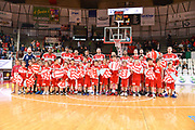 DESCRIZIONE : Varese Lega A 2014-15 Openjobmetis Varese Upea Capo d'Orlando<br /> GIOCATORE : Openjobmetis Varese<br /> CATEGORIA : pregame tifosi Curiosita<br /> SQUADRA : Openjobmetis Varese<br /> EVENTO : Campionato Lega A 2014-2015<br /> GARA : Openjobmetis Varese Upea Capo d'Orlando<br /> DATA : 26/04/2015<br /> SPORT : Pallacanestro<br /> AUTORE : Agenzia Ciamillo-Castoria/M.Ozbot<br /> Galleria : Lega Basket A 2014-2015 <br /> Fotonotizia: Varese Lega A 2014-15 EA7 Openjobmetis Varese Upea Capo d'Orlando