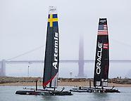 Matchrace quaterfinals first fleet racing!