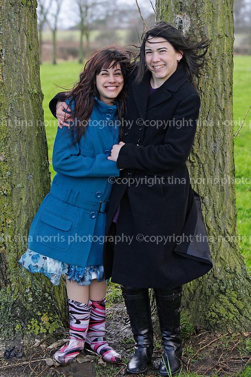 Mona El-sayed and family. 28 Dec 2011. ©TINA NORRIS