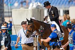 Rothenberger Soneke, GER, Cosmo 59<br /> World Equestrian Games - Tryon 2018<br /> © Hippo Foto - Sharon Vandeput<br /> 15/09/2018