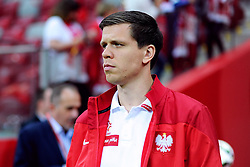 14.10.2014, Nationalstadium, Warsaw, POL, UEFA Euro Qualifikation, Polen vs Schottland, Gruppe D, im Bild WOJCIECH SZCZESNY, PRZED MECZEM GLOWKA // during the UEFA EURO 2016 Qualifier group D match between Poland and Scotland at the Nationalstadium in Warsaw, Poland on 2014/10/14. EXPA Pictures © 2014, PhotoCredit: EXPA/ Newspix/ Michal Stanczyk<br /> <br /> *****ATTENTION - for AUT, SLO, CRO, SRB, BIH, MAZ, TUR, SUI, SWE only*****
