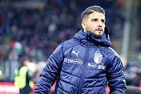 Milano - Play off Qualificazioni Russia 2018   -  Italia-Svezia  nella  foto: Lorenzo Insigne