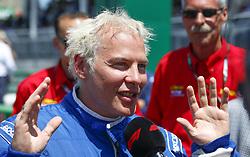 June 10, 2018 - Montreal, Canada - Motorsports: FIA Formula One World Championship 2018, Grand Prix of Canada  Jacques Villeneuve (CDN) (Credit Image: © Hoch Zwei via ZUMA Wire)