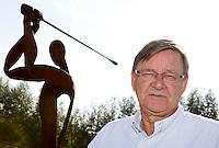 ALMKERK - Voorzitter Gert Meppelink van Golfclub Almkreek. COPYRIGHT KOEN SUYK