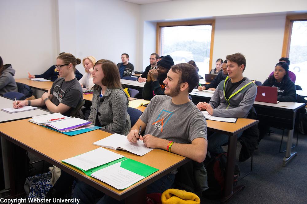 School of Communications - Speech Communication