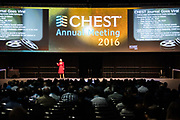 Photos from the CHEST graduation and lung health event in Los Angeles, Calif.