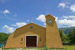 Country Church, Baoruco, Dominican Republic